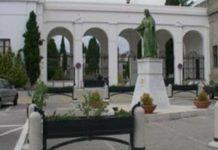 Cimitero via Paglia Catanzaro