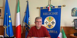 Commissario Sanità Calabria, dichiarazioni Spirlì