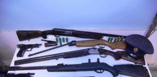 Condofuri, arresto per armi e droga