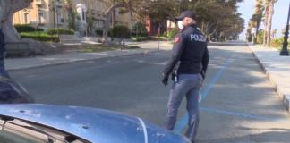 Controllo Polizia, arrestato 28enne