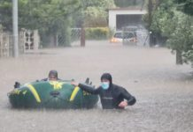Alluvione Crotone, il lavoro di tutte le forze