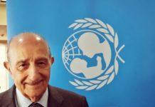 Presidente Francesco Samengo Unicef Italia
