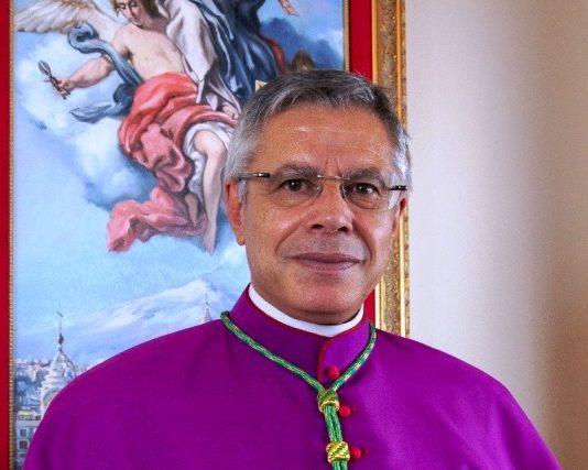 S.E. Mons. Giuseppe Schillaci _ Vescovo di Lamezia Terme