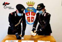 Taurianova, arresto per droga Carabinieri Reggio Calabria