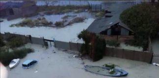 maltempo, alluvione Crotone