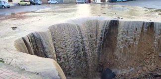 Bomba d'acqua Crotone