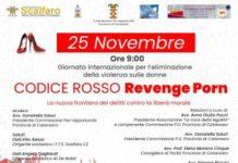 convegno violenza donne, Codice Rosso Revenge Porn