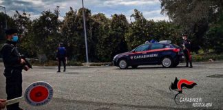 furti, arresto Carabinieri Reggio Calabria