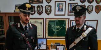 Carabinieri Catanzaro, droga