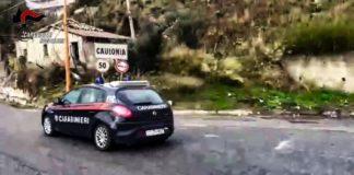 Caulonia, Carabinieri Reggio Calabria