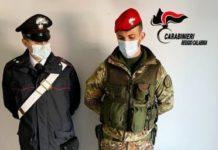 Ciminà, Carabinieri Reggio Calabria