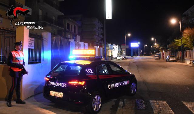 Gioia Tauro Carabinieri Reggio Calabria