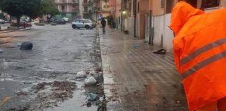 Reggio Calabria alluvione