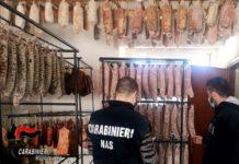 Reggio Calabria. Controlli dei Carabinieri N.A.S