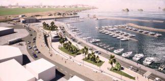 porto Catanzaro rendering