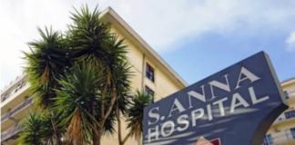 S. Anna Hospital, Sant'Anna