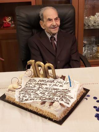 Antonio Chiarella, centenario Catanzaro