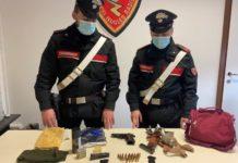 Cirò Marina, arma clandestina, Carabinieri Crotone