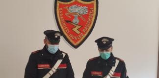 Cirò Marina, arresto, 5kg di marijuana, Carabinieri Crotone