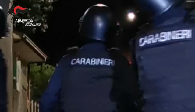 Inchiesta Faust, 49 arresti, Carabinieri Reggio Calabria