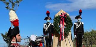 Omicidio Fava Garofalo, Cerimonia in ricordo Di Fava e Garofalo 18 gennaio 2021