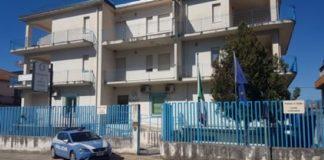 assembramenti, sanzioni Polizia Reggio Calabria, Commissariato Taurianova
