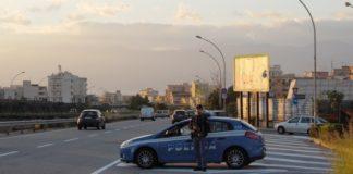 Polizia, Volante, Reggio Calabria