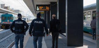 Reggio Calabria, Polizia ferroviaria