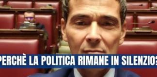 Sapia (M5S), silenzio politica su arresto Errigo Natale (squadra commissario Arcuri), inchiesta Basso Profilo