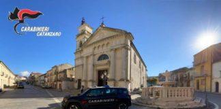 Spaccio a Borgia e resistenza a Pubblico Ufficiale, Carabinieri Catanzaro