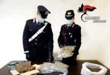 Taurianova, spaccio di sutpefacenti, Carabinieri Reggio Calabria