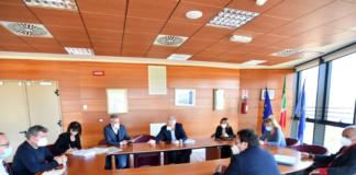 Vertice Sant'Anna Hospital, Longo e GIunta Regionale