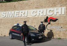 violenza sessuale, arrestato 26enne di Simeri Crichi, Carabinieri Catanzaro
