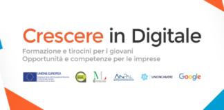 Camera di Commercio Catanzaro, Crescere in Digitale