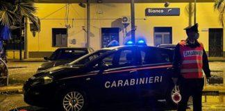 Controlli anti-covid, Carabinieri Reggio Calabria