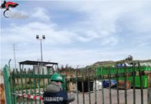 Cutro, sequestro centro raccolta rifiuti, Carabinieri Tutela Ambientale