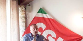 Enzo Scalese (Cgil)