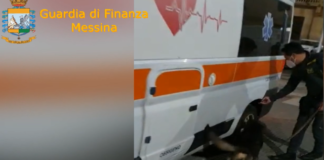 Maxi sequestro droga, Guardia di Finanza Messina