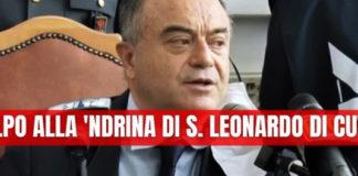 Ndrangheta, Crotone, Nicola Gratteri, operazione soldi rosso sangue