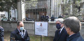 Reggio Calabria, memoria a Giovanni Palatucci