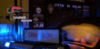 Rosalì, tentata rapina Ufficio Postale, Carabinieri Reggio Calabria