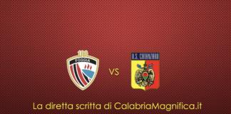 Foggia-Catanzaro: la diretta scritta di CalabriaMagnifica.it