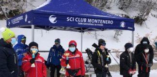 Sci, Club Montenero, premiazioni