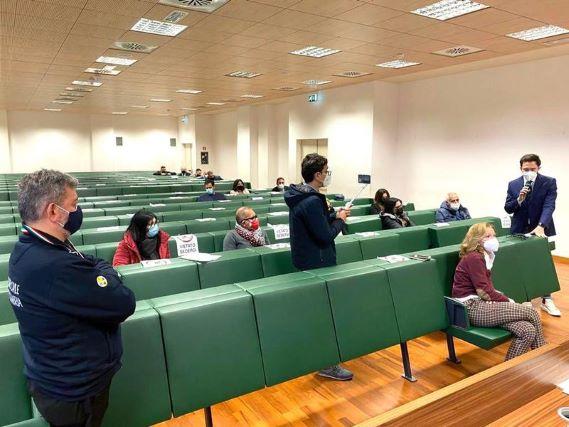 Scuola, incontro Spirlì con presidi e insegnanti