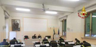 Corso Vigili del Fuoco Calabria