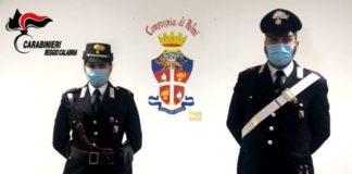 deposito clandestino nel Reggino con oltre 650 munizioni, Seminara, Carabinieri Reggio Calabria