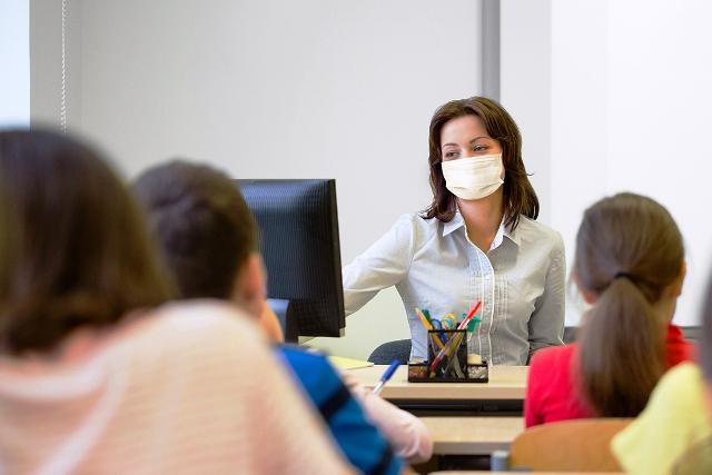 didattica, insegnante, scuola, coronavirus