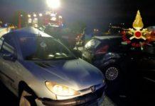 incidente, tamponamento SS 280 direzione Catanzaro