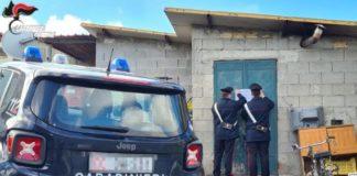 lotta al caporalato, Carabinieri Crotone