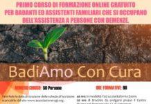 Badiamo con Cura, corso formativo a Catanzaro per assistenti domiciliari e badanti